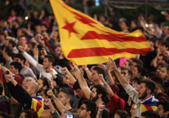 Catalans defy Madrid with vote for independence